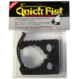 "Quick Fist - 3"" Fire Extinguisher Quick Fist Clamp"