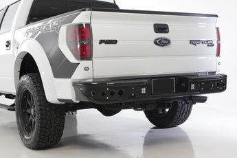 ADD Venom Rear Bumper - 2009-2014 F-150 & SVT Raptor