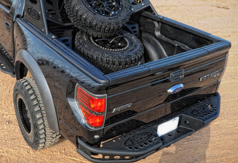 ADD Dimple R Rear Bumper - 2009-2014 F150 & Raptor