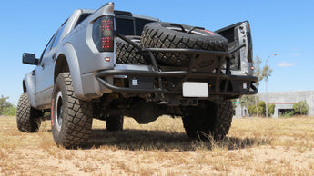 ADD Race Series Rear Bumper - 2009-2014 F-150 & SVT Raptor