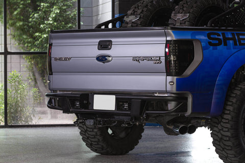 ADD Race Series R Rear Bumper - 2009-2014 F-150 & SVT Raptor