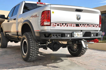 "ADD Dimple ""R"" Rear Bumper Set-up for Duallys - 2010-2018 Dually Ram 2500/3500"