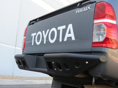 ADD Stealth Rear Bumper - 2011-2015 Toyota HiLux