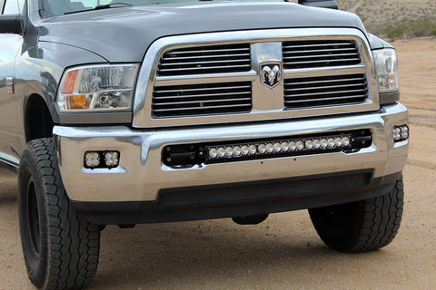 "Baja Designs 30"" Bumper Mount Kit - Ram 2500/3500 (2003-2017)"