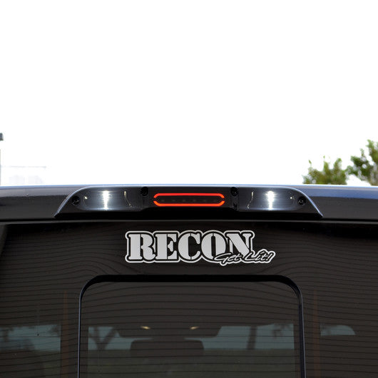Recon Led Third Brake Light Smoked Lens 2017 2019 Ford