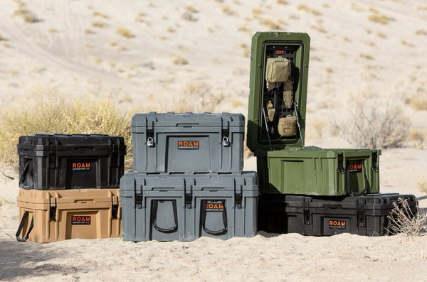 ROAM The Rugged Cases