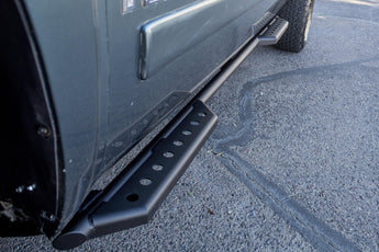 ADD Stealth Side Steps - Crew Cab - Chevy Silverado 1500/2500