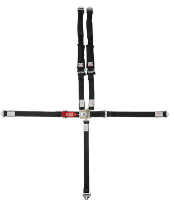 "Simpson Racing - Off-Road D3 3"" Harness with Pads"