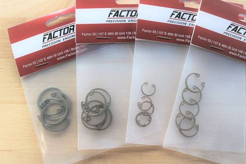 Factor 55 ProLink XXL Internal Retaining Ring (QTY 5)