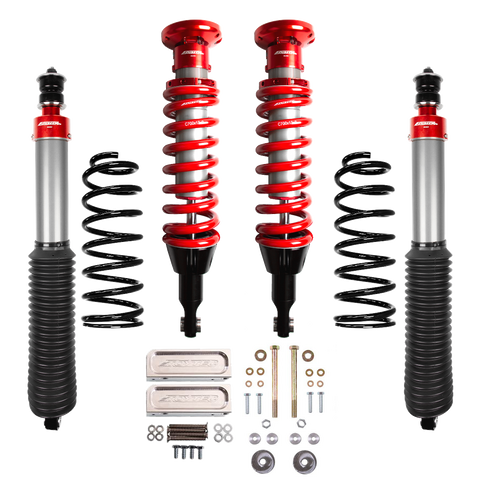 Toytec - BOSS Aluma Series 2.5 Performance Suspension System - 2010+ 4Runner