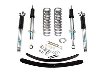 Toytec/Bilstein - Adjustable Lift Kit w/ 5100 Shocks - 2005-2015 Tacoma