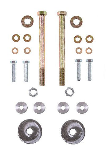Toytec - Front Differential Drop Kit