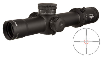 Trijicon - Credo® 1-8x28 First Focal Plane (FFP) Riflescope