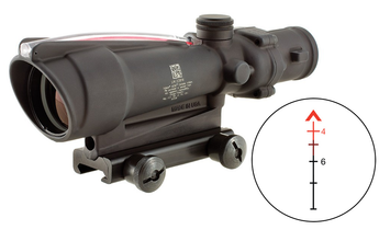 Trijicon - ACOG® 3.5x35 BAC Riflescope - .223 / 5.56 BDC