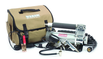VIAIR 450P Automatic Portable Compressor Kit (100% DUTY, 150 PSI Working Pressure)
