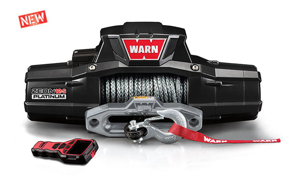 Warn ZEON 12S Platinum Winch