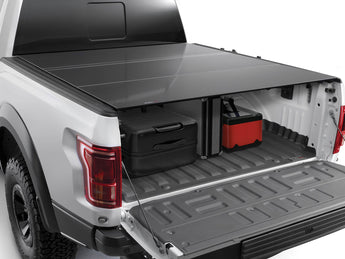 WeatherTech AlloyCover Hard Tri-Fold Bed Cover - 2017+ Raptor