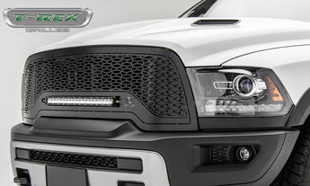 T-REX ZROADZ Series, Grilles - Powdercoat - 2015-2018 Ram 1500