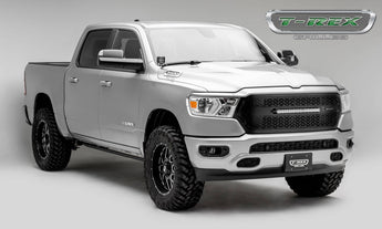 T-Rex Grilles ZROADZ Series LED Light Grille - 2019+ Ram 1500