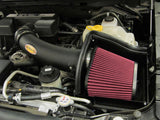 Airaid 10-14 Ford SVT Raptor / 11-13 F-150 6.2L CAD Intake System w/ Tube (Dry / Red Media)