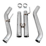 AWE - 2FG Exhaust (Performance H-Pipe) - 2017-2020 Raptor