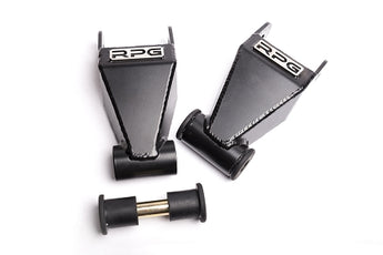 "RPG Offroad - Shackle +2"" - 2004+ F150 / 2010+ Raptor"