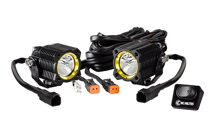 KC Hilites Flex LED Single Pair Pack System
