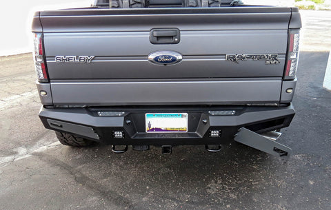 ADD HoneyBadger Rear Bumper - 2009-2014 F150 / Raptor