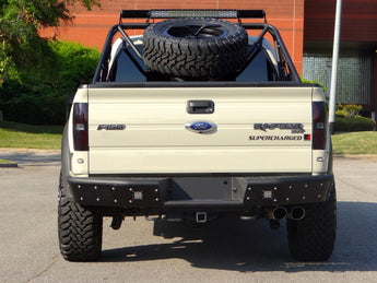 ADD Stealth R Rear Bumper - 2009-2014 F-150 & SVT Raptor