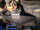 RCI Metalworks Rear Differential Skid Plate - 2010+ 4Runner