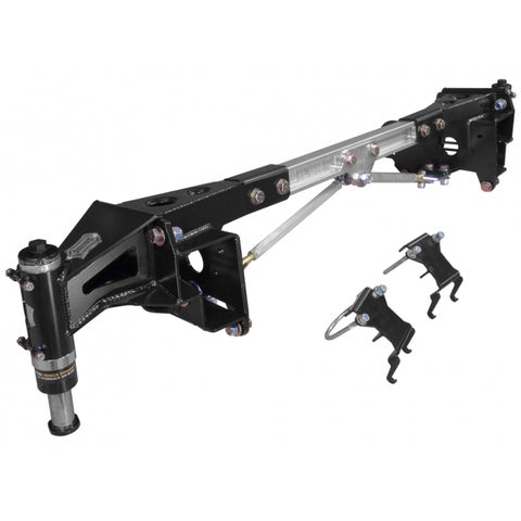 Icon Vehicle Dynamics Rear Hydraulic Bumpstop System - 2010-2014 SVT Raptor