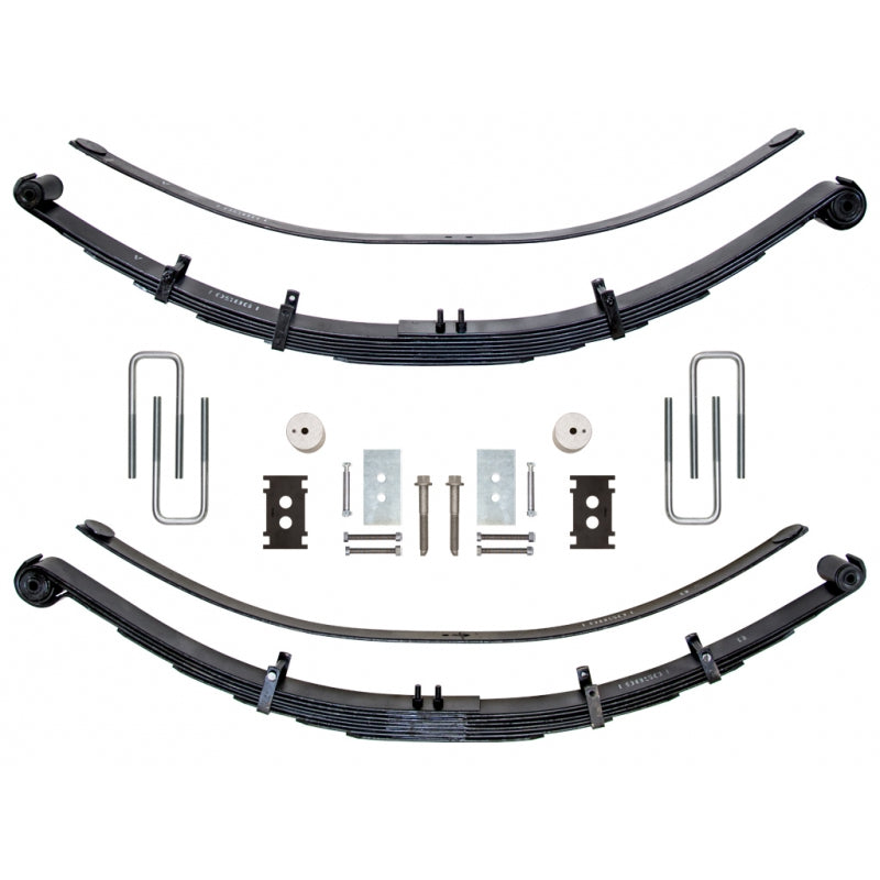 Icon Vehicle Dynamics RXT Multi-Rate Rear Leaf Spring Kit