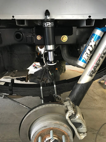 RPG Offroad - Stage 2 - Rear Suspension Kit - 2015+ F150/ Raptor