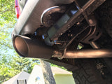 <b>2017 Raptor 3.5L CAT BACK Sport Exhaust<br>+Carbon Fiber Tips!</b>