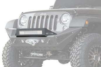 ADD Stealth Fighter 20 inch LED Hoop - Jeep JK