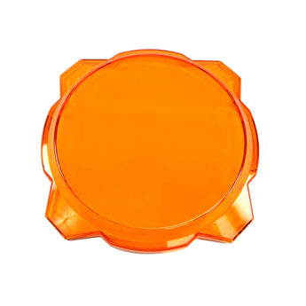 "KC Hilites Gravity® LED Pro6 6"" Amber Light Shield Cover"