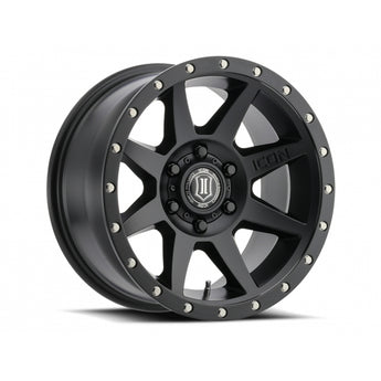 "Icon Alloys 17"" Rebound Wheels"