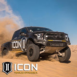 Icon Vehicle Dynamics Impact Series Front Bumper - 2017-2019 Raptor