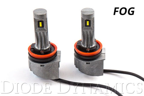 Diode Dynamics LED Fog Lights (Pair) - 2001-2018 F250/F350