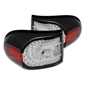 Spyder  - LED Tail Lights - 2007-2014 FJ Cruiser