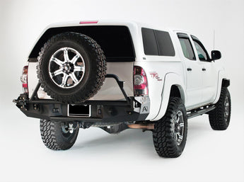 Fab Fours - Heavy Duty Rear Bumper - 2005-2015 Tacoma