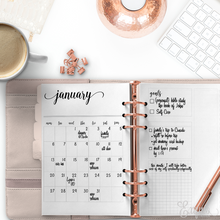 Planner Inserts | Month On Two