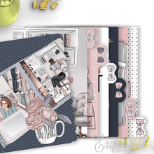 Planner Dividers | Double Sided | Plan
