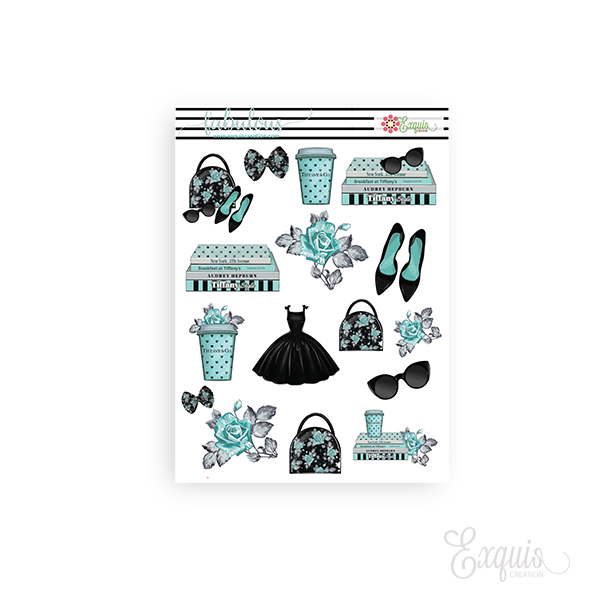 Planner Deco Sheet | Fabulous