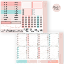 Planner sticker | Foil Full Kit | Forever