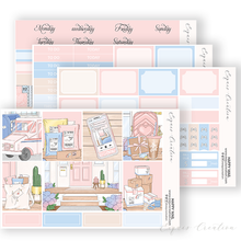 Planner Sticker | Mini Kit | Happy Mail