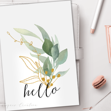 Vellum | Dashboard | Hello