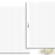 Planner Inserts | Dot Grid | Printable Inserts