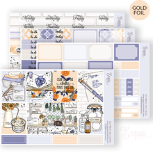 Planner sticker | Foil Mini Kit | So Fresh
