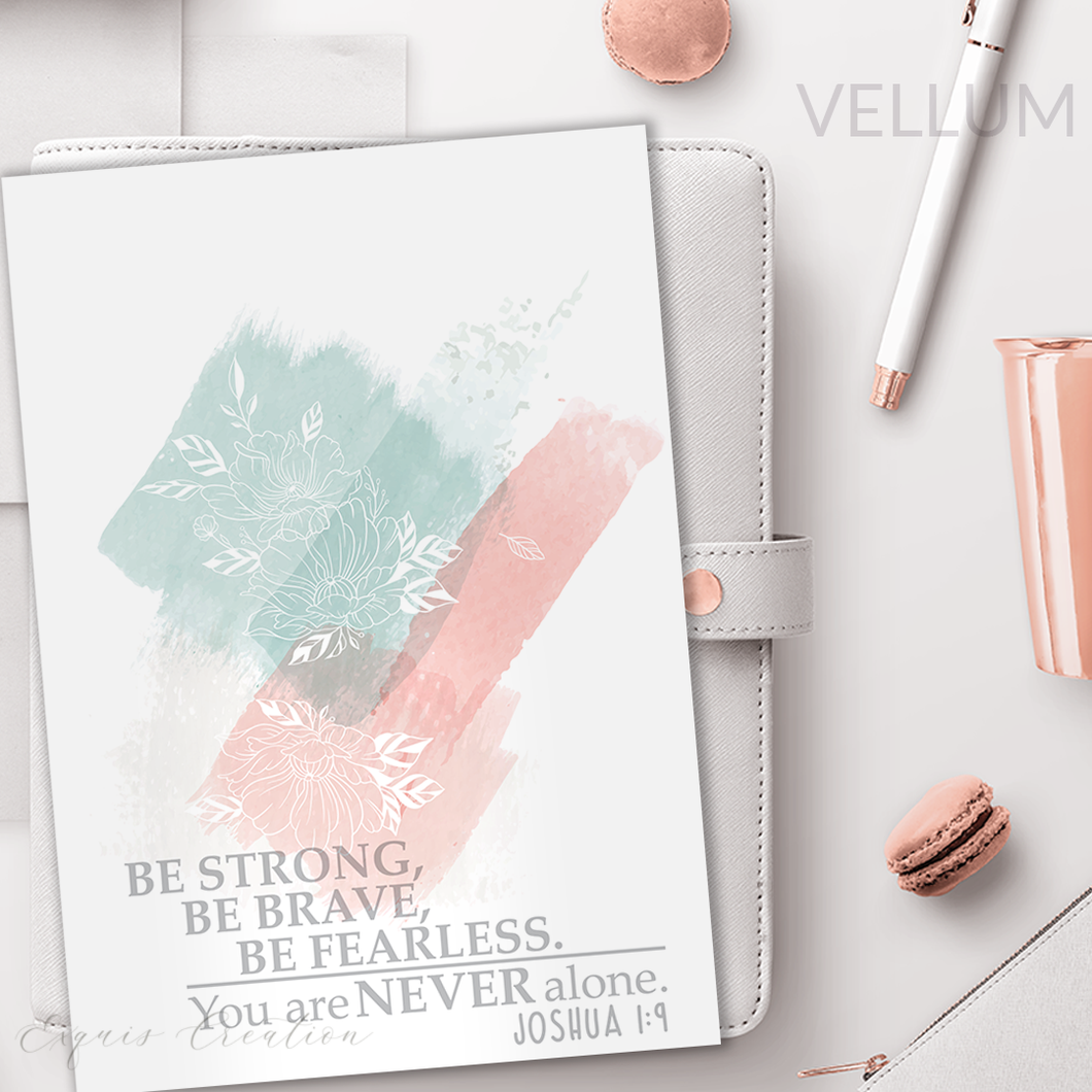 Vellum | Dashboard | Strong